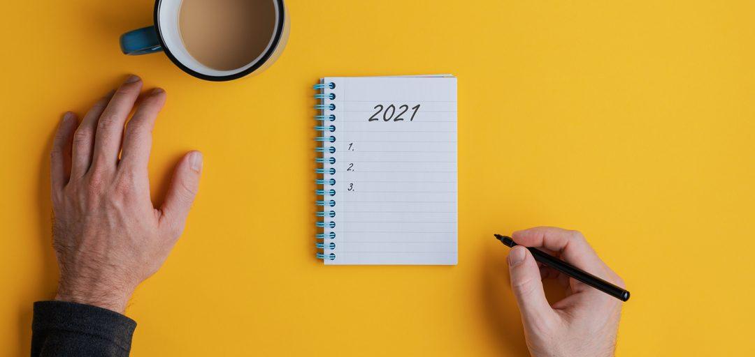 Podcast 2021 : la liste de mes envies